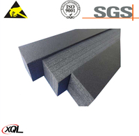 120 High temperature resistance conductive xpe foam for packing insert