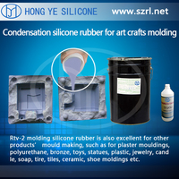 HY-605 RTV-2 Mold Making Silicone Rubber
