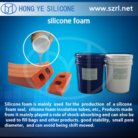 HY-F666 Foaming Silicone Rubber