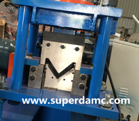 Superda Machine Metal L profile Angle Steel Roll Forming Machine Manufacturer