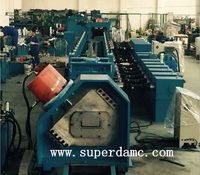 Superda Machine Metal C Channel Roll Forming Machine for Steel Light Keel Structure