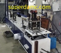 Superda Machine Electrical Switch Mounting Rack Rail Din Rail Roll Forming Machine