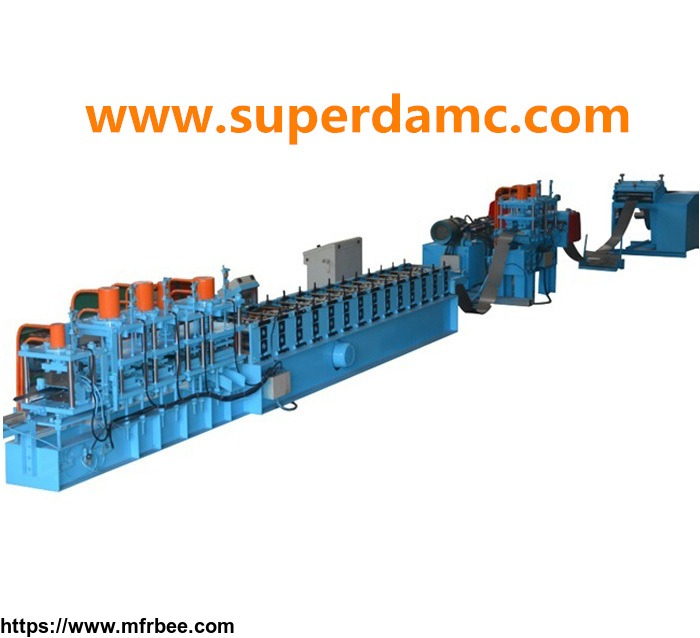 superda_machine_electric_cabinet_enclosure_roll_forming_machine_manufacturer