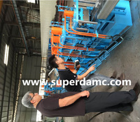 Superda Machine Automatic Electric Box Production Line for IP66 Outdoor Indoor steel enclosure
