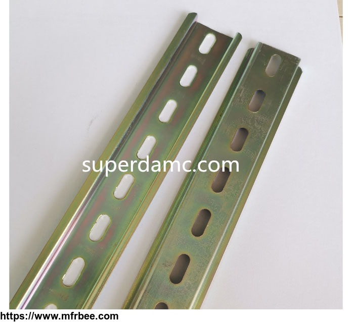 superda_machine_switch_rack_profile_roll_forming_machine_din_rail_production_line