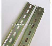 Superda Machine Switch Rack Profile Roll Forming Machine Din Rail Production Line