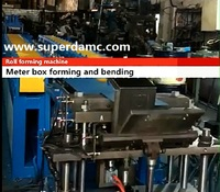 Superda Machine Electrical Junction Box Meter Enclosure Fabrication Equipment