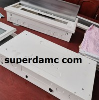 Automatic Modular Consile Metal Box Making Machine for Wall Mounted Concealed Switch Box