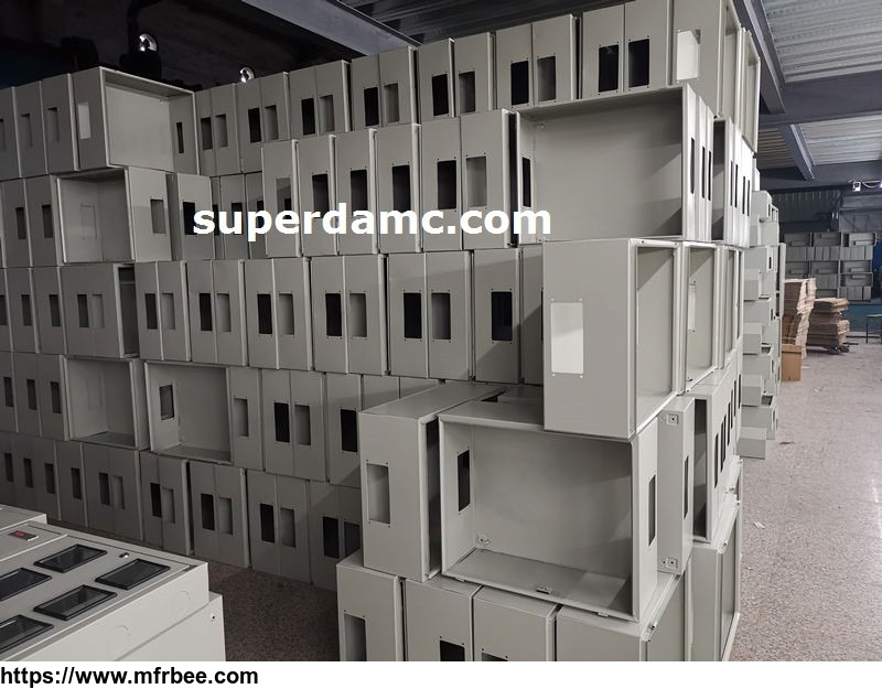 superda_high_quality_electrical_enclosure_roll_forming_machine