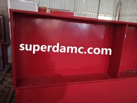 Superda Steel Enclosure Making Machine Design for Production Fire Hydrant Box