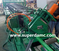 Stud roll forming machine