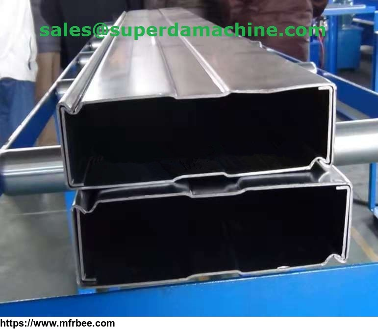 logistic_pallet_box_beam_roll_forming_machine