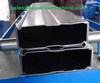 Logistic Pallet Box Beam Roll Forming Machine