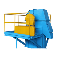 Hot sale Industrial Vertical transport bulk material handling bucket elevator manufacture