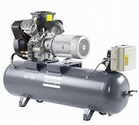 ATLAS COPCO Scroll Refrigeration Compressor