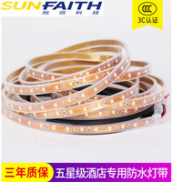 Innovative high brightness customizable 12V low voltage 2835 LED strip manufacture