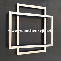 Weld Mirror Bracket of Stainless Steel Sheet Metal Bracket