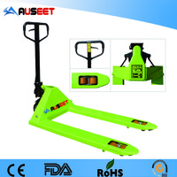 New design hydraulic jack lift truck