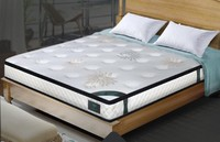 Memory foam mattress with tencel cover
