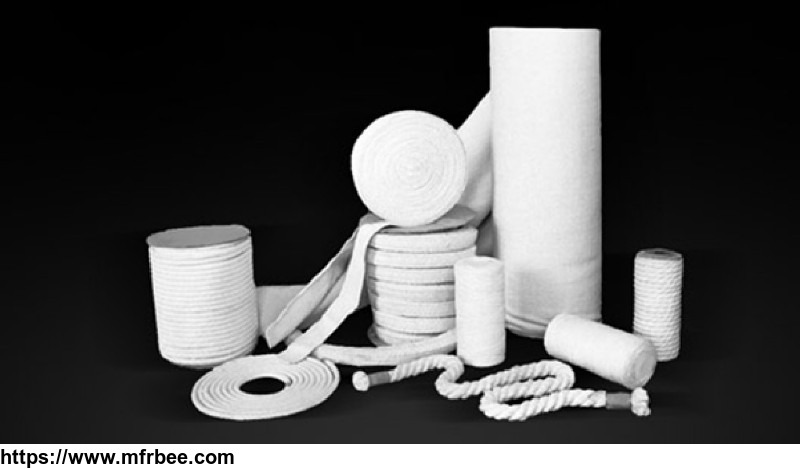 luyang high temperature ceramic fiber textiles for sealing