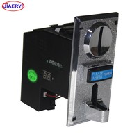 Coin operated timer control device with coin selector & timer board for cafe kiosk