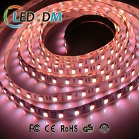 Wholesale factory 72leds/m SMD5050 fresh food 3 chip in1 led tape light