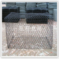 gabion retaining wall project galvanized gabion stone boxes on sale
