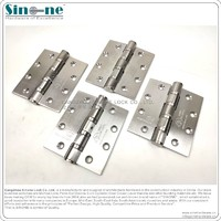 UL listed Ball bearing Hinge SUS304 Fire rated 3hours For Heavy Duty door Made in China