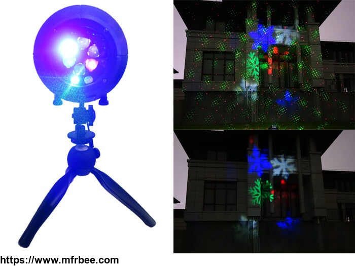 the_newest_fashion_abs_made_outdoor_christmas_laser_lights_with_led_snowflake_and_speaker_music_projector