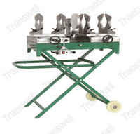 CHHJ-160SC-N HEAVY DUTY HIGH QUALITY BENCH TYPE SOCKET WELDING FUSION TOOLS 1800W JOINTING MACHINE SUPPLIER OF PPR PIPES 50-160MM
