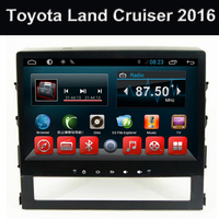 Pure Android Car Dvd Players Toyota Central Multimedia Land Cruiser 2016 2017
