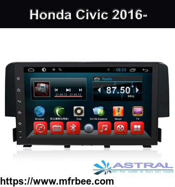 autoradio_multimedia_system_tv_usb_honda_civic_2016_2017