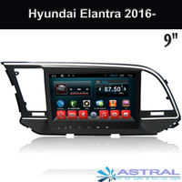 Android Quad Core Cars 2 Dvd Players Wholesale Hyundai Elantra 2017 2016