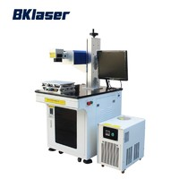 355nm 3W/5W/8W/10W UV Laser Marking Machine with Best Quality