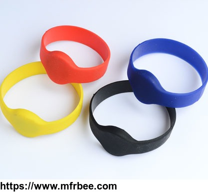 special_color_silicone_wristbands_with_bracelet_round_head