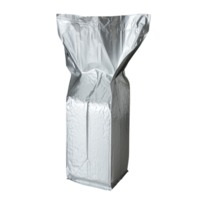 Wholesale Block bottom aluminum foil bags