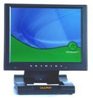 Lilliput 8 Inch 16:9 4 wire Touchscreen VGA LCD Monitor 889GL-80NP/C/T