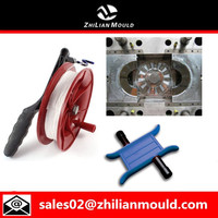 Taizhou plastic kite reel mould manufacturer