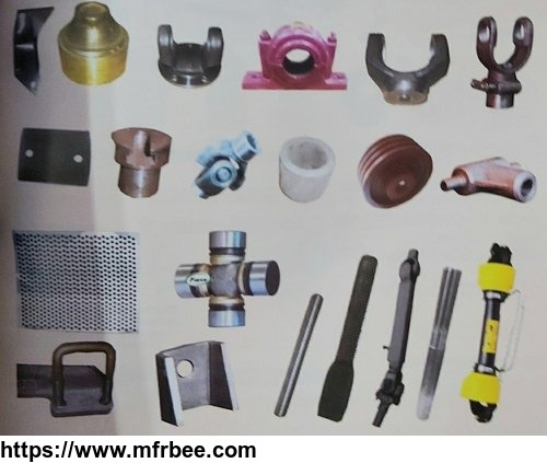 Tractor parts manufacturer and supplier in Punjab | Trac Fasteners
