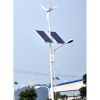 wind solar street light Excellent Wind-solar Street Light