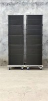 nice sound stage Single 15-inch line array speaker cabinet wholesale