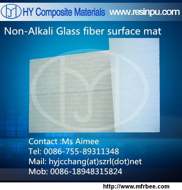 bmz020_non_alkali_glass_fiber_surface_mat