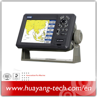 "HP-628A  5.6"" Color LCD Marine GPS/AIS chart plotter"