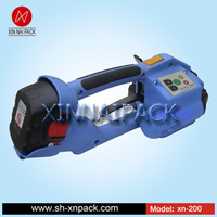 PP PET battery  xn-200 pet strapping tool