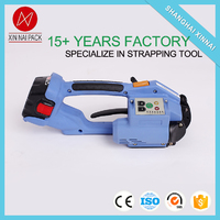 T-200 hand tool polyester strapping battery operated