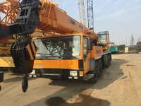 USED XCMG QY50K Truck Crane hot for sell