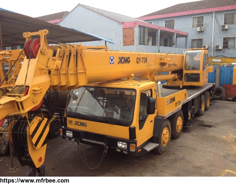 used xcmg 70ton truck crane for sale - used crane
