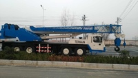 Used Tadano 120t Truck Crane for sale