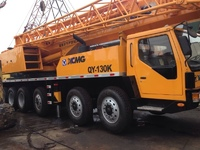 Used XCMG QY130K truck crane (130t truck crane) for sale