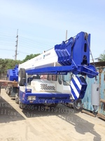 more images of Used Tadano 50t TG500E Truck Crane for sale